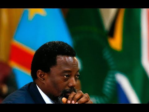 DRC: Kabila Should Step Down