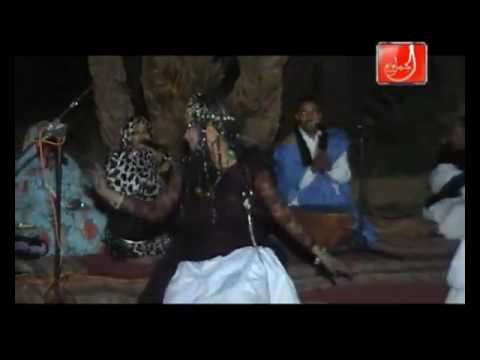 El Guedra célébre danse sahraoui du sahara marocain