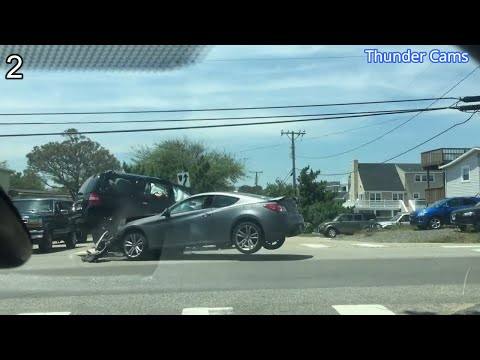 Insane Car Crash