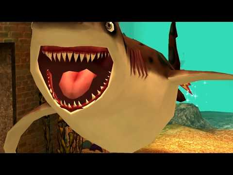 Shark Tale - The Game (PC) - Part 2
