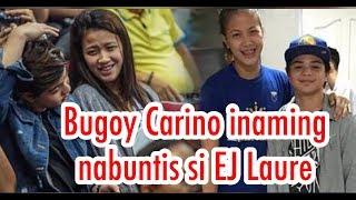 BUGOY CARINO Tinanggal sa Hashtags Matapos Umaming Nabuntis si EJ Laure ng UST
