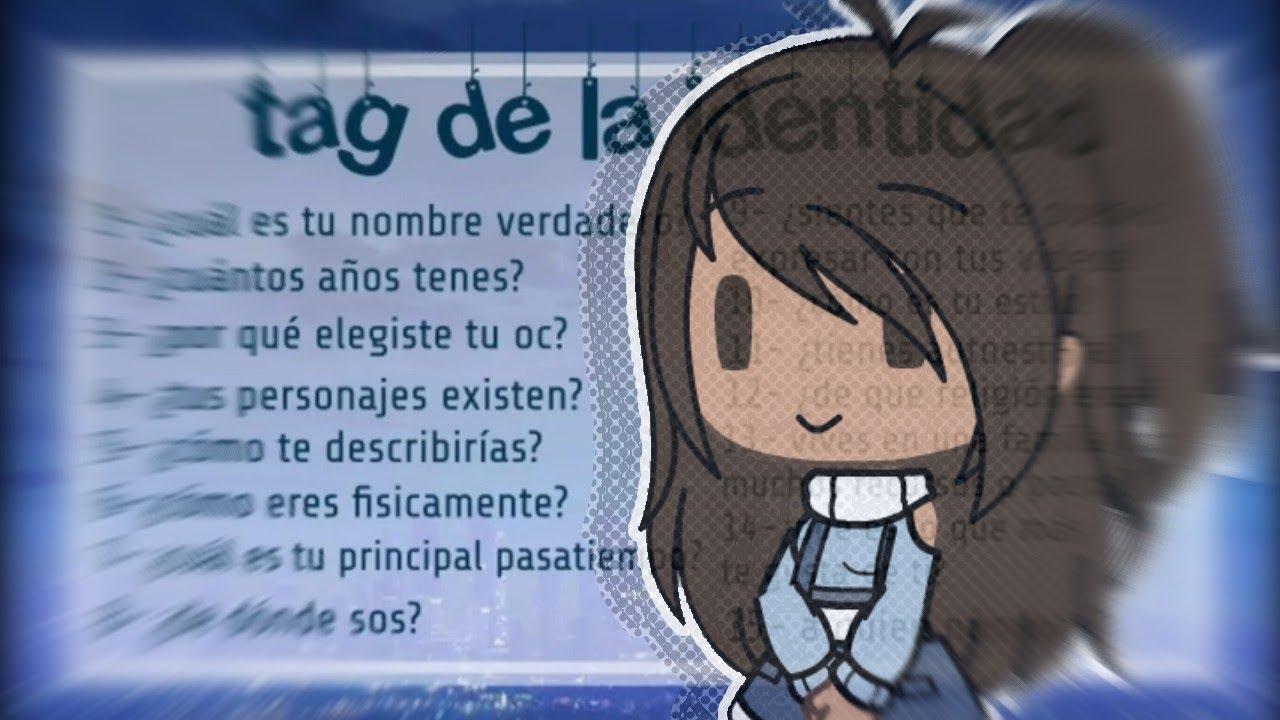 ~ Tag De La Identidad ~ // Leer descripciÓn? xd // Naho Chan uwu //