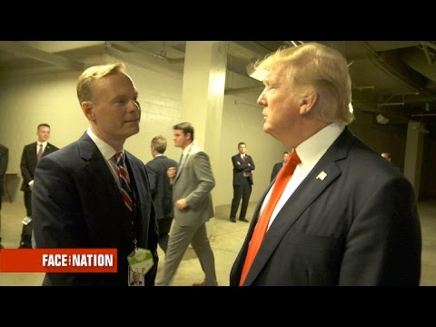 Extended Interview: John Dickerson interviews President Donald Trump, April 30