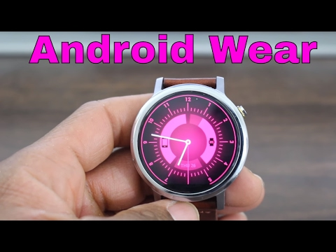 Best Android Wear Watch Faces 2017