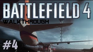 Battlefield 4 Gameplay Walkthrough Part 4 Campaign Mission 4 SINGAPORE - BF4 Story Xbox360