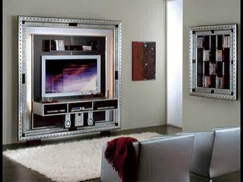 Décor Mur De Plasma Tv ديكور حائط شاشة البلازما Youtube
