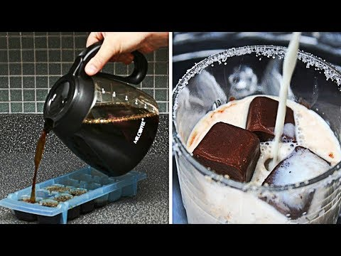 Thumbnail: 12 UNIQUE COFFEE HACKS AND FACTS