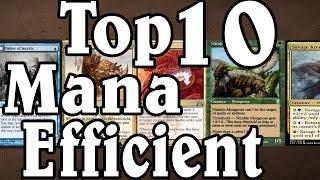 MTG Top 10: Mana Efficient Cards