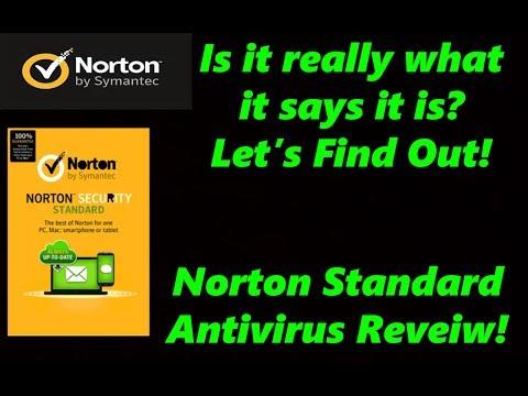 Norton Standard Anti-Virus Review
