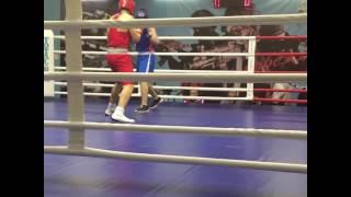 Нокдаун 1 раунд Королев Александр Гелиос Кожухово