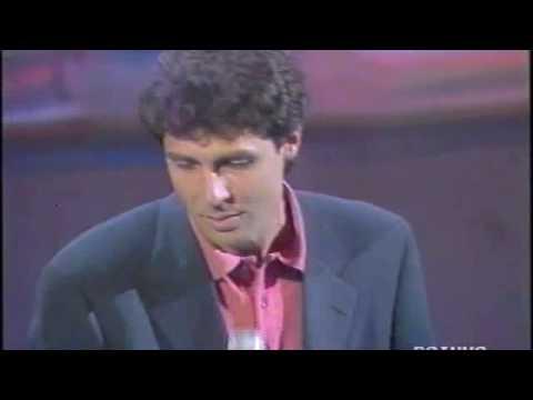 Luca Barbarossa   Portami a ballare   Sanremo 1992
