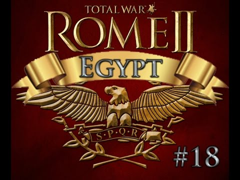 Rome II Egypt EP 18: Food Shortages