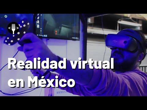 Así se disfruta la realidad virtual en la Ciudad de México