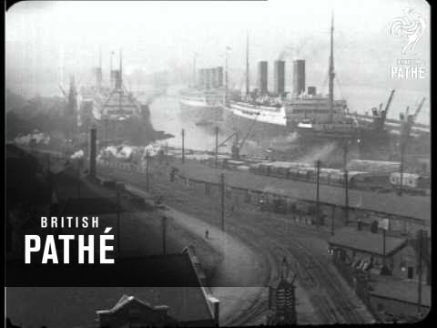 World's Largest Port (1923)