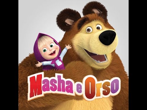 Mashe e orso italiano sigla youtube