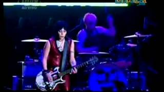 Joan Jett at Lollapalooza Brasil 2012 - I hate myself for loving you