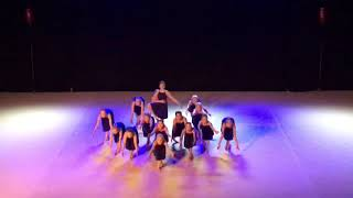 Eweliah och Arella uppträder på LGFs jubileumsshow 2017