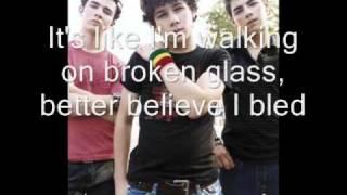 S.O.S by Jonas Brothers [with lyrics on screen]