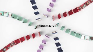 Galaxy S20 FE Şimdi Ön Siparişte!   Samsung
