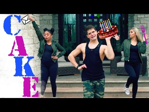 Flo Rida & 99 Percent - Cake | The Fitness Marshall | Cardio Concert