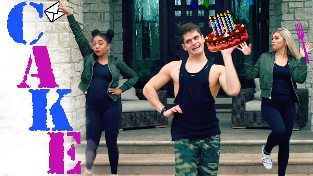 Flo Rida 99 Percent Cake The Fitness Marshall Dance Workout Youtube