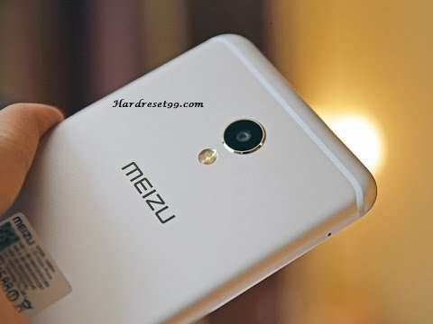 Meizu MX6 Hard reset, Factory Reset & Password Recovery