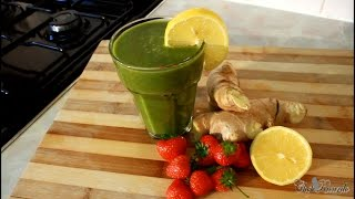 The Best Juice Recipe For Fat Loss l Healthy Breakfast Recipe [Jamaica Chef ]