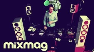 Yuksek electro-disco 60 min DJ set in The Lab LDN