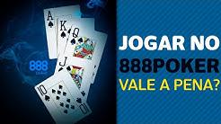 Jogar no 888poker vale a pena?