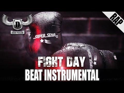 Hard Aggressive Diss Battle Rap BEAT INSTRUMENTAL - Fight Day