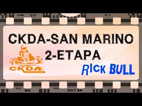 RICK BULL-CKDA-SAN MARINO-TRAÇADO 06