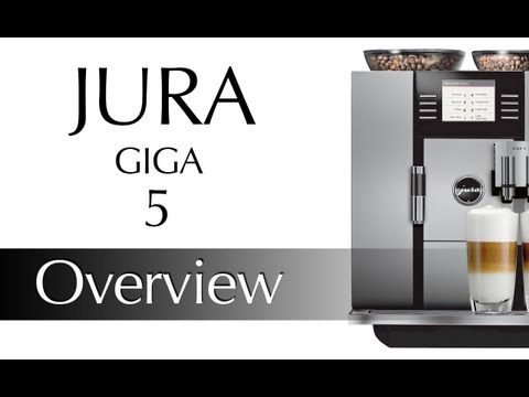 jura giga 5 the best automatic coffee machine doovi. Black Bedroom Furniture Sets. Home Design Ideas