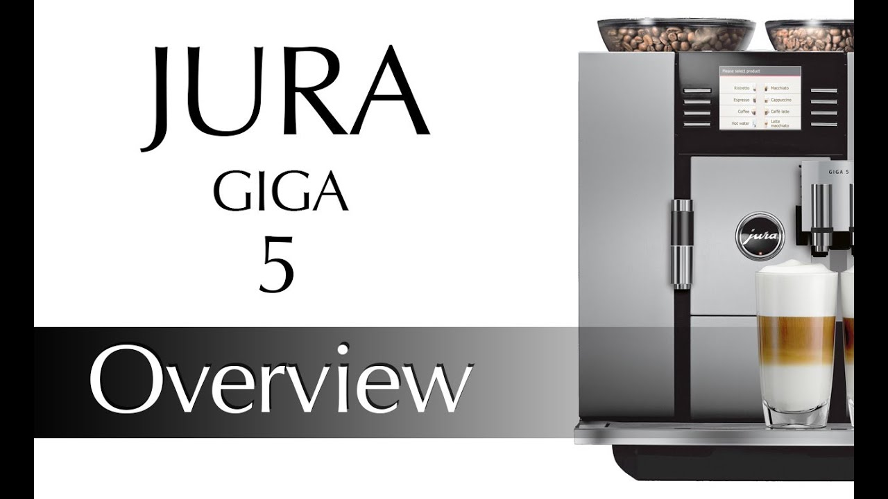jura giga 5 preview youtube. Black Bedroom Furniture Sets. Home Design Ideas