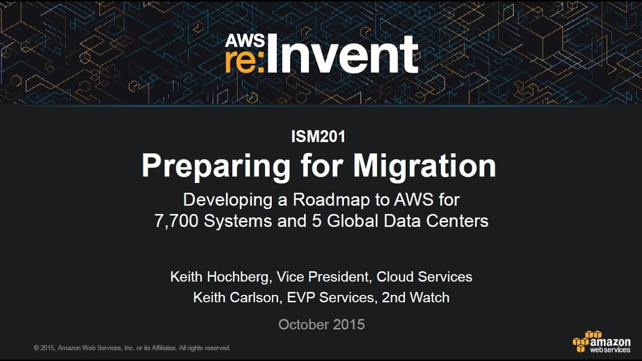 Preparing for Migration: A Roadmap to AWS for 7,700 Systems - DZone