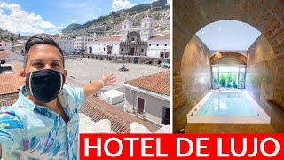 HOTEL DE LUJO ⭐️ Ecuador | Alex Tienda, Guía de Hoteles 🌎