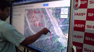 sharp 70 inch interactive professional monitor