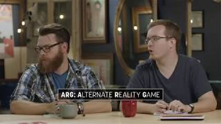 My Brother, My Brother and Me (TV) - Alternate Reality Game (ARG)