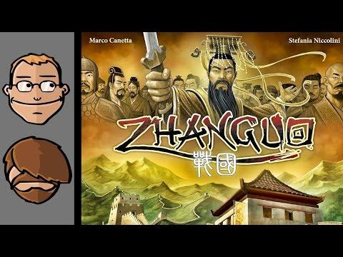 Zhanguo - Brettspiel - Review