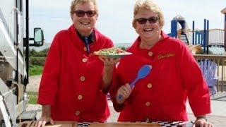 The Cooking Ladies Mediterranean Pasta Salad