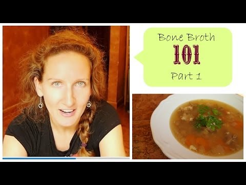 Bone Broth 101 - Part 1: Improve Your Teeth, Skin, Immune System, and More! | VitaLivesFree