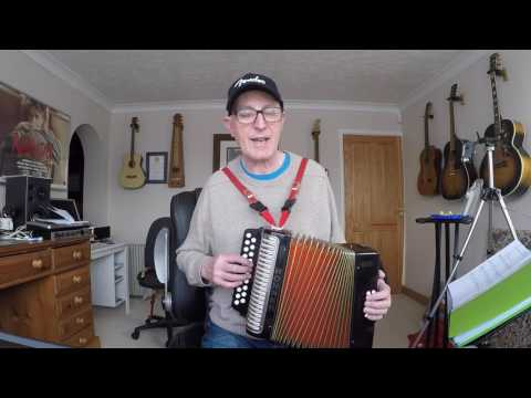 Silent Night GC Melodeon Tutorial For Beginners