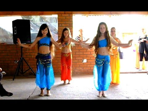 Восточные танцы | Уроки
