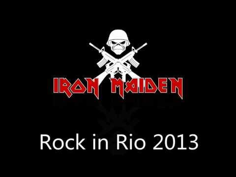 Iron Maiden - Rock In Rio 2013 [REMASTERED AUDIO]