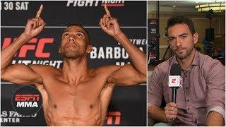 Barboza vs. Gaethje has 'fight of the year' potential – Brett Okamoto | ESPN MMA
