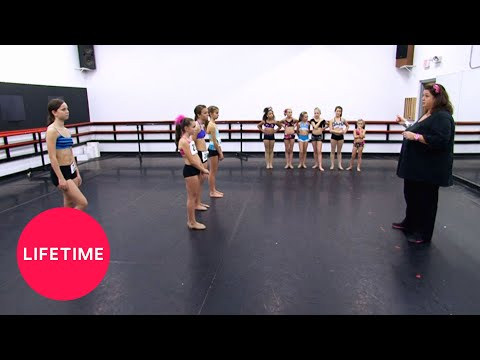 Dance Moms: Open Call Auditions at ALDC (Season 2 Flashback) | Lifetime