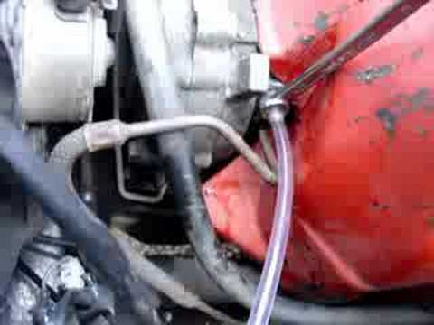 How To Bleed Brakes Make Your Own Diy Vacuum Bleeder Youtube