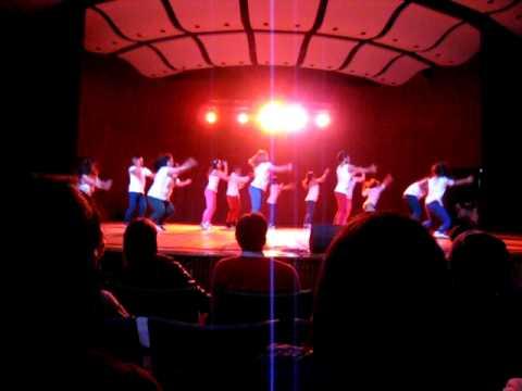 BU Fusion @ MIT FootWORK 2010