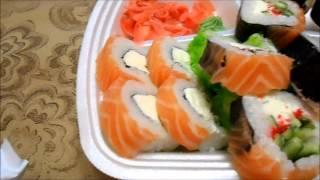 Обзор на суши / КАРАТЭ-СУШИ