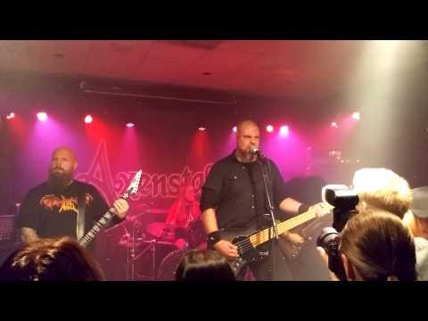 Axenstar - Blind Leading The Blind (LIVE Bankiren/Västerås 2014.11.21)