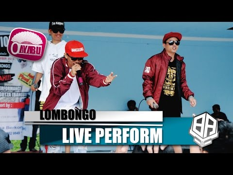 SUKO GR X L'GOTZA Live Performance at Obyek Wisata LOMBONGO